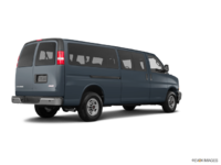 2018 GMC Savana 3500 PASSENGER LT | Photo 2 | Dark Slate Metallic