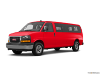 2018 GMC Savana 3500 PASSENGER LT | Photo 3 | Cardinal Red