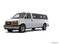 2018 GMC Savana 3500 PASSENGER LT | Photo 3 | Quicksilver Metallic