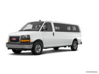 2018 GMC Savana 3500 PASSENGER LT | Photo 3 | Summit White