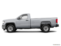 2018 GMC Sierra 1500 BASE | Photo 1 | Quicksilver Metallic