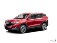 2018 GMC Terrain SLT | Photo 3 | Red quartz tintcoat