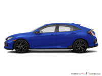 2018 Honda Civic hatchback SPORT TOURING | Photo 1 | Aegean Blue Metallic