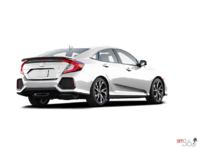 2018 Honda Civic Sedan SI | Photo 2 | White Orchid Pearl