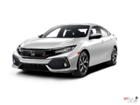 2018 Honda Civic Sedan SI | Photo 3 | White Orchid Pearl