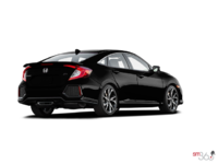 2018 Honda Civic Sedan SI | Photo 2 | Crystal Black Pearl