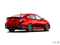2018 Honda Civic Sedan SI | Photo 2 | Rallye Red