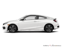 2018 Honda Civic Coupe EX-T | Photo 1 | White Orchid Pearl