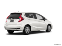 2018 Honda Fit LX | Photo 2 | White Orchid Pearl