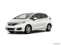 2018 Honda Fit LX | Photo 3 | White Orchid Pearl