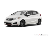 2018 Honda Fit SPORT SENSING | Photo 3 | White Orchid Pearl
