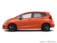2018 Honda Fit SPORT | Photo 1 | Orange Fury