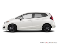 2018 Honda Fit SPORT | Photo 1 | White Orchid Pearl