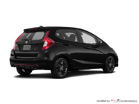 2018 Honda Fit SPORT | Photo 2 | Crystal Black Pearl