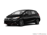 2018 Honda Fit SPORT | Photo 3 | Crystal Black Pearl