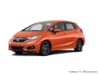 2018 Honda Fit SPORT | Photo 3 | Orange Fury