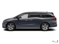 2018 Honda Odyssey EX-L NAVI | Photo 1 | Modern Steel Metallic