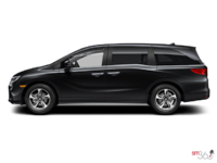 2018 Honda Odyssey EX | Photo 1 | Crystal Black Pearl