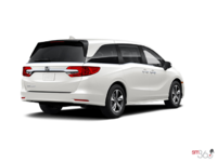2018 Honda Odyssey EX | Photo 2 | White Diamond Pearl