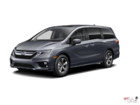 2018 Honda Odyssey EX | Photo 3 | Modern Steel Metallic
