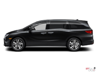 2018 Honda Odyssey TOURING | Photo 1 | Crystal Black Pearl