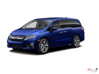 2018 Honda Odyssey TOURING | Photo 3 | Obsidian Blue Pearl