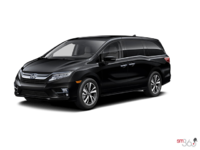 2018 Honda Odyssey TOURING | Photo 3 | Crystal Black Pearl