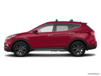 2018 Hyundai Santa Fe Sport 2.0T ULTIMATE | Photo 1 | Serrano Red