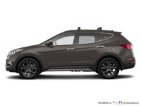 2018 Hyundai Santa Fe Sport 2.0T ULTIMATE | Photo 1 | Titanium Silver
