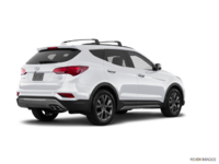 2018 Hyundai Santa Fe Sport 2.0T ULTIMATE | Photo 2 | Frost White Pearl