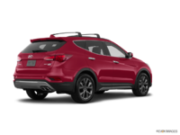 2018 Hyundai Santa Fe Sport 2.0T ULTIMATE | Photo 2 | Serrano Red