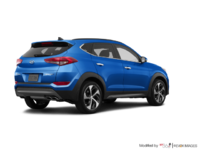 2018 Hyundai Tucson 1.6T ULTIMATE AWD | Photo 2 | Caribbean Blue