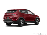 2018 Hyundai Tucson 1.6T ULTIMATE AWD | Photo 2 | Ruby Wine