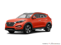 2018 Hyundai Tucson 1.6T ULTIMATE AWD | Photo 3 | Sedona Sunset