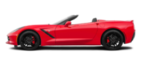 2018  Corvette Convertible Stingray