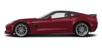 2018 Corvette Coupe Grand Sport