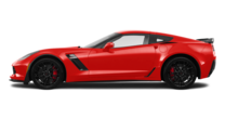 2017 Chevrolet Corvette Coupe Z06