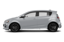 Chevrolet Sonic-hatchback