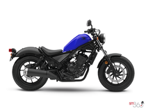 2018 Honda Rebel 300
