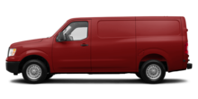 2016 Nissan NV Cargo 2500 S