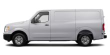 2018 Nissan NV Cargo 2500 S