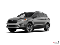 2017 Ford Escape ESCAPE SE