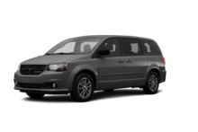 Dodge Grand Caravan SXT PREMIUM PLUS STOW N GO BLACKTOP DVD 2016