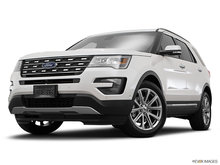 2017 Ford Explorer LIMITED | Photo 28