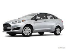 2017 Ford Fiesta Sedan S | Photo 26
