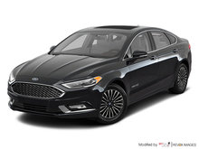 2017 Ford Fusion Hybrid PLATINUM | Photo 2