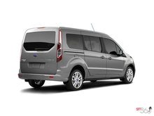 2017 Ford Transit Connect TITANIUM WAGON | Photo 6