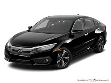 2017 Honda Civic Sedan TOURING | Photo 8
