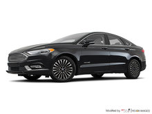 2018 Ford Fusion Hybrid TITANIUM | Photo 22