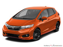 2018 Honda Fit SPORT SENSING | Photo 3